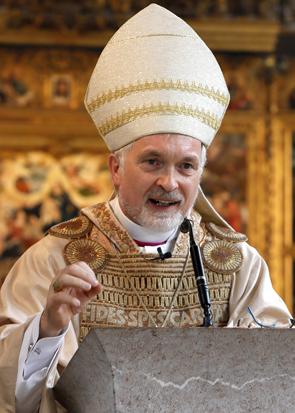 Bischof Dr. Rudolf Voderholzer