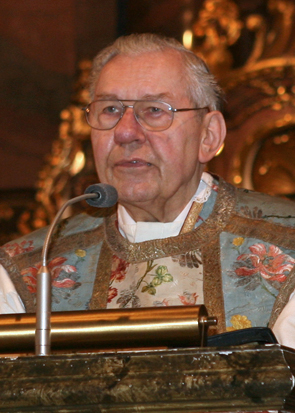 Praelat Prof. Dr. Aloysius Winter